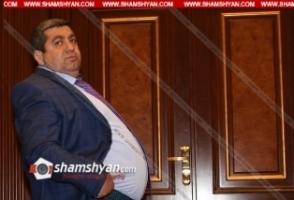 Առաքել Մովսիսյանը տեղափոխվել է ԱԱԾ (տեսանյութ)