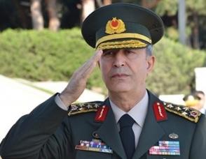 58 տարի անց 1-ին անգամ Թուրքիայի պաշտպանության նախարարը զինվորական է