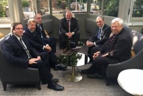 Բրյուսելում մեկնարկել է Մնացականյան-Մամեդյարով հանդիպումը
