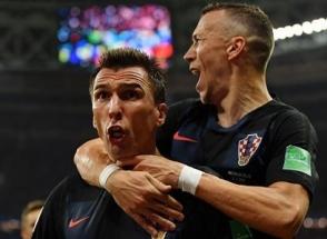 Խորվաթիան դժվարին խաղում հաղթեց Անգլիային (տեսանյութ)