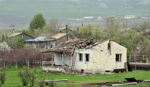 Ադրբեջանական մարտական դիրքերից գնդակոծվել է Ճամբարակի Ջիլ բնակավայրը