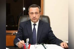 Արա Գաբրիելյանն ազատվել է պաշտոնից