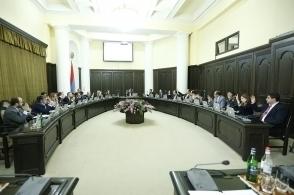 Կառավարության նիստը (տեսանյութ)