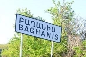 Ադրբեջանական զինուժը գնդակոծել է Բաղանիս գյուղը և միջպետական ավտոճանապարհը (տեսանյութ)