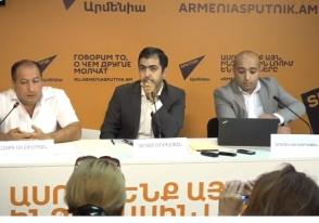 Ռոբերտ Քոչարյանի փաստաբանների մամուլի ասուլիսը (տեսանյութ)