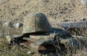 Հակառակորդի կողմից արձակված կրակոցից պարանոցի շրջանում հրազենային գնդակային վիրավորումից ժամկետային զինծառայող է զոհվել