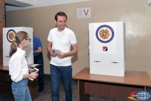 Նախնական տվյալներով «Իմ քայլը» դաշինքը հավաքել է ընտրության մասնակիցների ձայների 81.06 տոկոսը