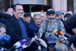 Гагик Царукян: между революцией и «укладыванием на асфальт»