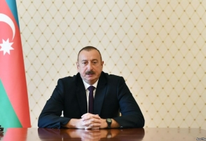 Ալիև․ Բանակցությունները լինելու են բացառապես Հայաստանի և Ադրբեջանի միջև
