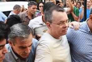 СМИ узнали о секретной договоренности США и Турции освободить пастора Брансона