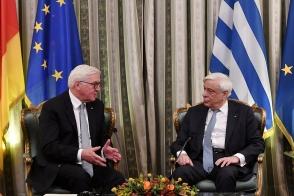 Греция потребует от Германии репарации за ущерб во Второй мировой