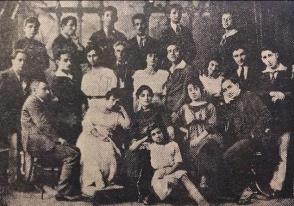 Շահինյաններն oսմանյան և թուրքական թատրոնում. թուրք լրագրողի անդրադարձը