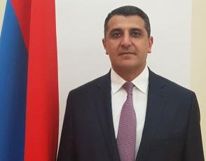 Վարուժան Ներսիսյանը նշանակվել է ԱՄՆ-ում ՀՀ դեսպան
