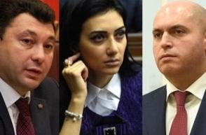 ՀՀԿ-ական ակտիվը մեդալ պետք է սահմանի Արմեն Աշոտյանի, Էդուարդ Շարմազանովի ու Արփինե Հովհաննիսյանի անունով