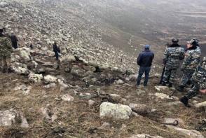 Հայտնաբերվել է Հայաստանում ուսումնամարզական թռիչքի ժամանակ կորած ինքնաթիռի վթարի վայրը (տեսանյութ)