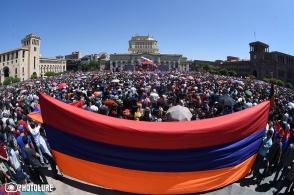Սա ոչ թե Նոր Հայաստանի սկիզբ է, այլ Հին Հայաստանի վերջն է
