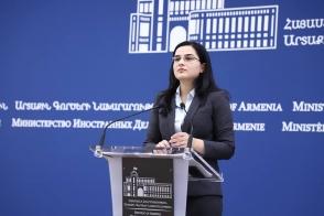 ՀՀ ԱԳՆ-ի արձագանքը ԼՂ հակամարտության հարցում Հայաստանի և Ադրբեջանի միջև փոխըմբռնման մասին Մամեդյարովի հայտարարությանը