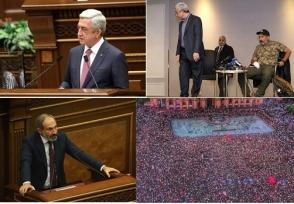 Քաղաքական 2018-ը մեկ տեսաշարում