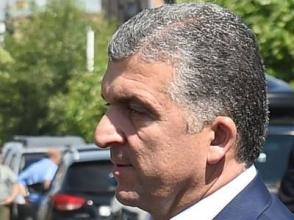 Վաչագան Ղազարյանն ազատ է արձակվել 50 միլիոն դրամ գրավի դիմաց