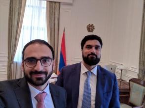 Тигран Авинян признал, что Никол Пашинян ошибся? (видео)
