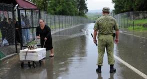 Խոզի գրիպի պատճառով Աբխազիան փակել է Վրաստանի հետ սահմանը