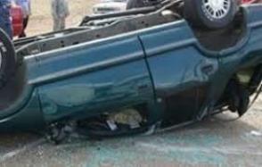 «Mercedes SL»–ը գլխիվայր շրջվել է. կա տուժած