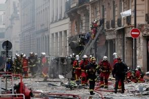 Փարիզի կենտրոնում տեղի ունեցած պայթյունի հետևանքով տուժել է 20 մարդ
