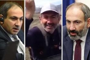 Пашинян, Зимзимов и спидометры (видео)
