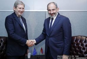Հանն այսօր Երևանում կսկսի բանակցությունները Հայաստանի նոր ղեկավարության հետ
