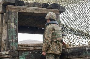 Ամանորի գիշերը ՊՆ զորամասերից մեկում հրազենային վնասվածքից զինծառայող է մահացել. ՊՆ-ն ու Քննչական կոմիտեն դեպքի մասին չեն հայտնել
