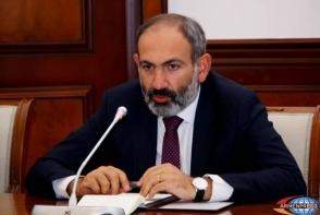 Նիկոլ Փաշինյան.