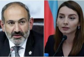 Ադրբեջանի ԱԳՆ խոսնակը ողջունում է Հայաստանի վարչապետի և նրա խոսնակի մոտեցումները
