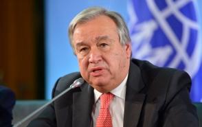 ՄԱԿ-ի գլխավոր քարտուղարը ծանուցում է ստացել Մակեդոնիան Հյուսիսային Մակեդոնիա վերանվանելու մասին
