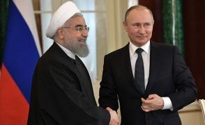 Պուտինը կարևորել է Ռուսաստանի և Իրանի համագործակցության ամրապնդումը