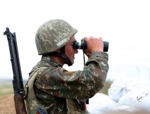 Փետրվարի 10-16-ը հայ դիրքապահների ուղղությամբ արձակվել է ավելի քան 1700 կրակոց