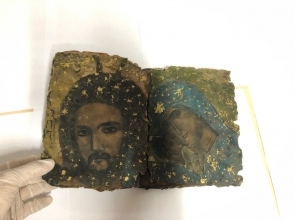Դիարբեքիրում հայտնաբերվել է 800 տարվա վաղեմություն ունեցող եբրայերեն գիրք