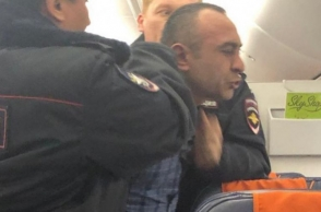 Ադրբեջանցին Օրենբուրգից Մոսկվա մեկնող ինքնաթիռում իրարանցում է առաջացրել