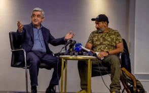 Пашинян – Саргсяну: ты был прав, я – ошибся (видео)