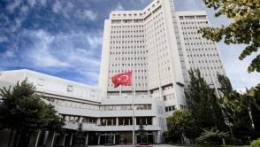 Թուրքիան խիստ է արձագանքել Եվրախորհրդարանի ընդունած զեկույցին