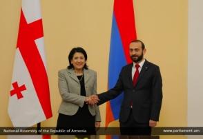 Զուրաբիշվիլին Երևանում մեղադրել է ՀՀ ղեկավարությանը. Коммерсантъ