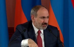 Признательная пресс-конференция Пашиняна