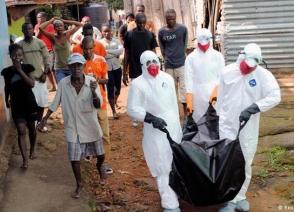 Կոնգոյում Էբոլա վիրուսի պատճառով մահացածների թիվը գերազանցել է 800-ը