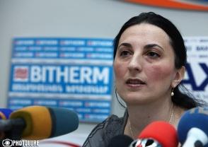 «Պետության կողմից կոշտ միջամտությանը դեմ եմ». Շուշան Դոյդոյան՝ #SutNikol նախաձեռնության անդամներին բերման ենթարկելու մասին