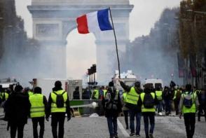 Власти Парижа запретили 20 апреля акции протеста «желтых жилетов» в районе Нотр-Дама