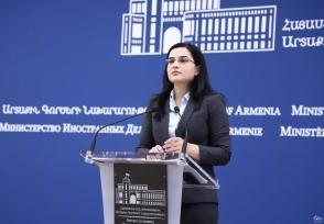Пресс-секретарь МИД Армении считает  контрасты в сознании Турции по вопросу Геноцида армян свидетельством их слабости