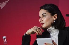 Тина Канделаки рассказала о своих армянских корнях и отношении к Геноциду