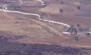 Թուրքիան սիրիական Աֆրինի շուրջը պատ է կառուցում