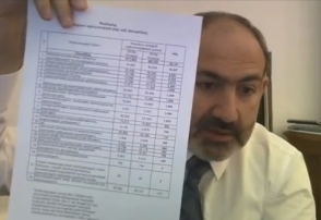 Никол Пашинян обратился к теме 50 тыс. рабочих мест (видео)