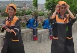 «Սանիթեքի» պարող աշխատակցուհու տեսանյութը համացանցում դարձել է հիթ