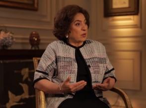 Բելլա Քոչարյան. «Սուտը չի կարող երկար թագավորել»
